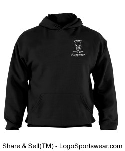 Synyster Auto Club Supporter Hoodie Design Zoom