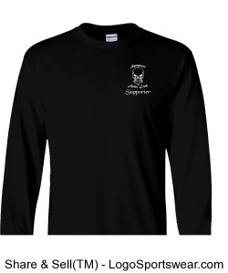 Synyster Auto Club Supporter long sleeve Design Zoom